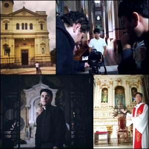 CENAS DO FILME 'DIu00C1RIO DE UM EXORCISTA'..