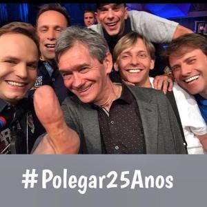 GRUPO POLEGAR 25 ANOS