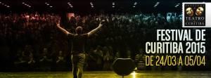 fwatival de teatro de Curitiba