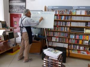 ZIRO RORIZ - Escrevendo palu00EDndromos - Foto  Divulgau00E7u00E3o