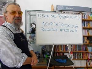 ZIRO RORIZ - Escrevendo palu00EDndromos - Foto  Divulgau00E7u00E3o.