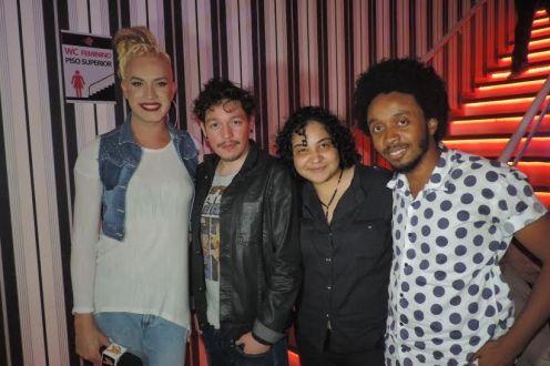 Aretuza Love e Trio varanda Acustica