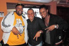 Caio Bispo, Rodrigo e Bruno Bis Grupo Anakã