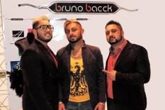 Bruno e os irmãos ,Diego Jamarine e Thiago Jamarine
