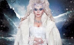 a Rainha da Neve
