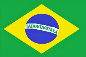 BANDEIRA TATARITARITATÁ 900X600